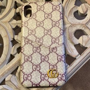 Fickle monster Gucci phone case